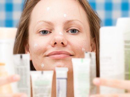 5 bons cremes para acne até 15€