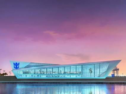 O maior navio de cruzeiro do mundo chega aos mares em 2018