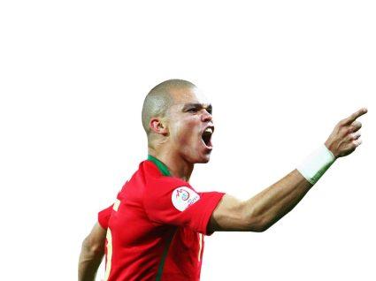 O CV dos Campeões: Pepe