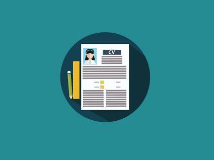 Crie o seu CV resumido e objetivo