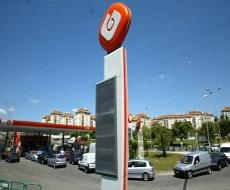 Corrida aos combustíveis de Espanha