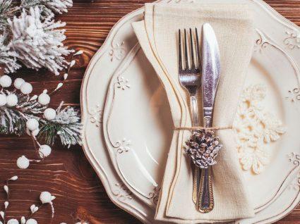 5 ideias para decoração da mesa de Natal