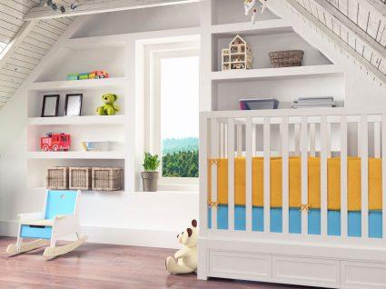 9 sugestões para decorar o quarto dos pequenotes a preço de saldo
