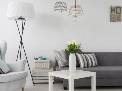 5 soluções de decoração baratas para quem vive em casa alugada