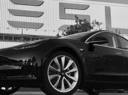 Novo Model 3 já está em produção
