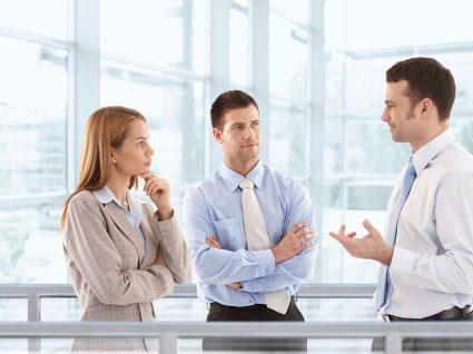 5 desbloqueadores de conversa no trabalho