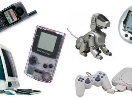 10 gadgets que marcaram os anos 90
