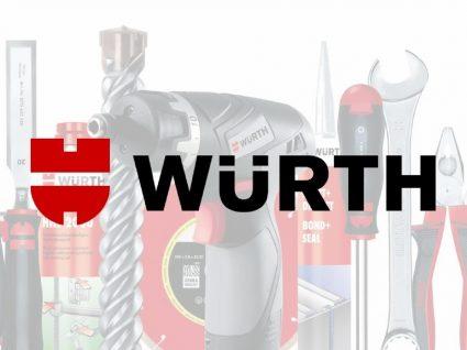 Wurth tem oportunidades de emprego
