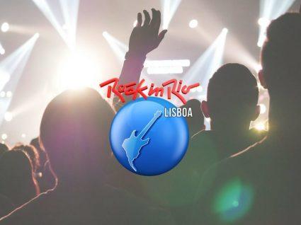 Talenter está a recrutar 500 pessoas para o Rock in Rio Lisboa