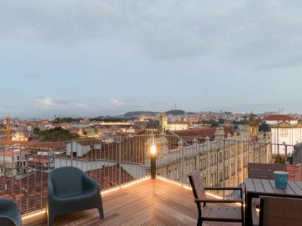 Estes apartamentos têm o terraço mais deslumbrante do Porto