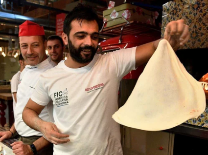 Já abriu o novo parque temático de comida em Itália