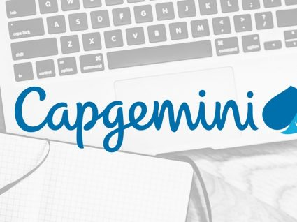 Capgemini está a recrutar programadores