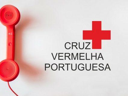 Cruz vermelha tem emprego em Braga