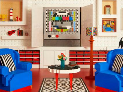 Quer dormir num AirBnb da Lego?