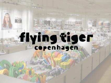 Flying Tiger está a recrutar para as suas lojas