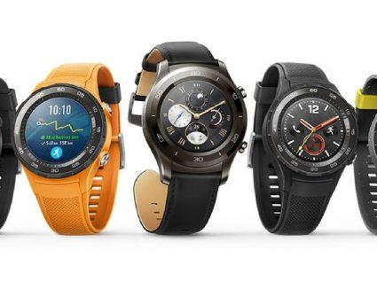 Huawei Watch 2: muita tecnologia num pequeno relógio