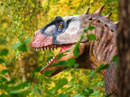 Parque dos Dinossauros da Lourinhã abre em fevereiro