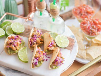 3 receitas de comida mexicana para um jantar de amigos