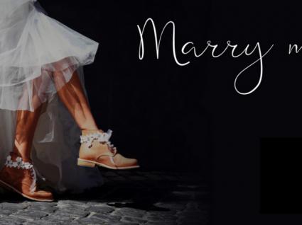 Green Boots: chegaram as botas que as noivas vão querer calçar