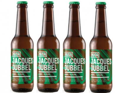 Jacques Dubbel: chegou a nova cerveja da Musa