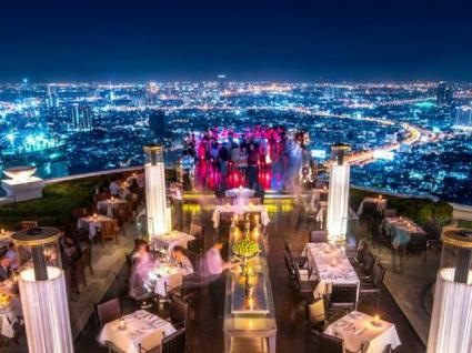 7 dos melhores bares de hotel do mundo