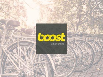Boost Urban Thrills com 20 vagas para preencher