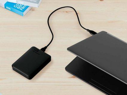 6 discos externos baratos para backups seguros