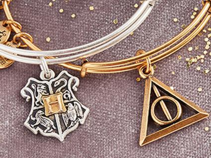 Já conhece a coleção de joias do Harry Potter?