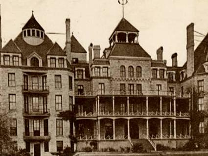 Conheça os espíritos do hotel mais assombrado da América
