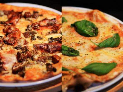 As pizzas da Luzzo chegaram finalmente ao Porto