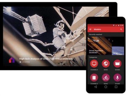 Mobdro: todos os canais de TV numa só app
