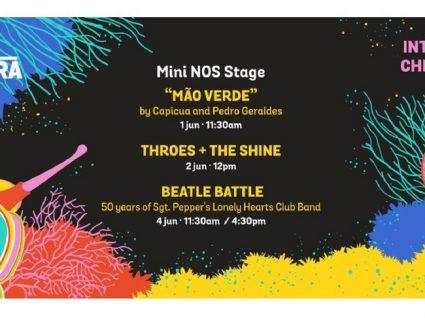 Primavera Sound leva concertos à Festa da Criança, de 1 a 4 de junho