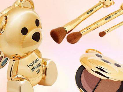 Moschino lança primeira coleção de maquilhagem