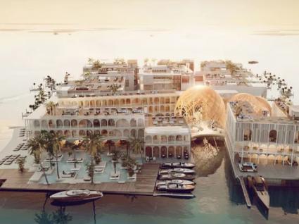 Novo resort subaquático do Dubai é inspirado em Veneza