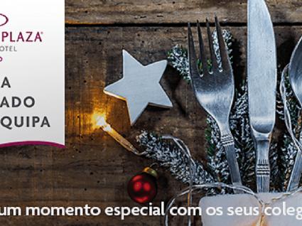 O Crowne Plaza Porto quer organizar os melhores jantares de Natal