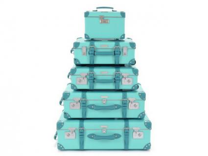 A Globe-Trotter e a Tiffany & Co. criaram uma coleção limitada de malas de viagem
