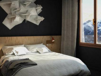 Abriu um hostel numa estância nos Alpes que vai querer conhecer