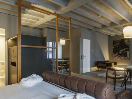 Raw Culture Arts & Lofts, um apart-hotel que se vende a si próprio