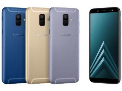 Samsung Galaxy A6: fotografia e áudio de topo por 400€