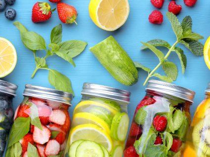 5 alimentos para desintoxicar o corpo depois das férias