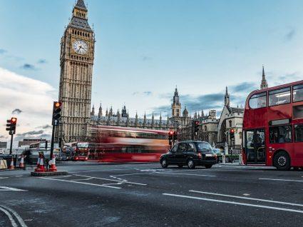 Como deslocar-se em Londres