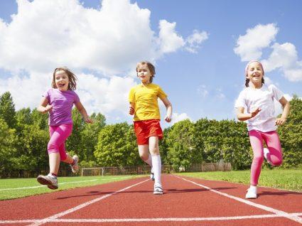 Os melhores desportos para crianças