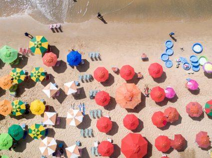 8 destinos que deve evitar no verão