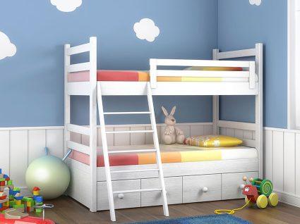Como decorar quartos pequenos para que pareçam maiores