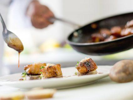 Aprenda a montar pratos como um chef