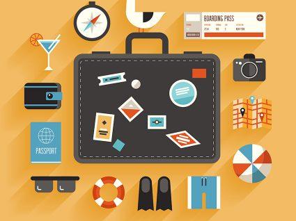 6 dicas essenciais para fazer uma mala de viagem