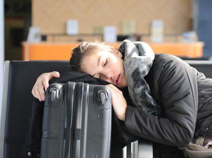 8 boas dicas para dormir em aeroportos