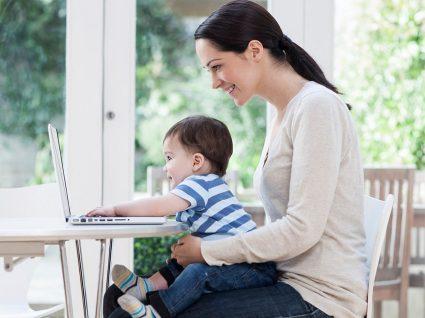 6 dicas para mães trabalhadoras