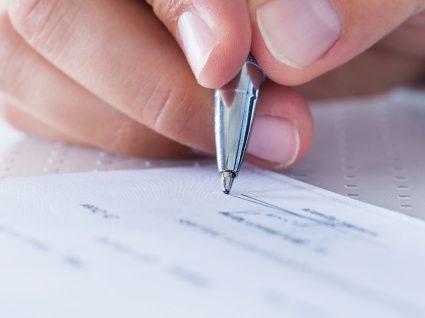 Diferença entre cheque bancário e cheque visado