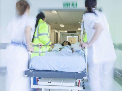 Doentes referenciados com prioridade nas urgências